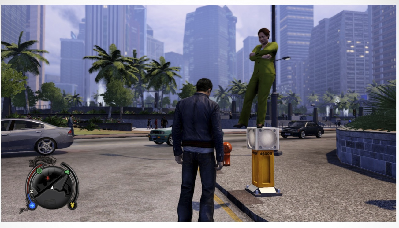 The stroller in the virtual city: Spatial practice of Hong Kong players in Sleeping Dogs