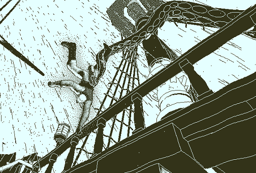 """""""You bastards may take exactly what I give you"""": Intra-Action and Agency in Return of the Obra Dinn"""