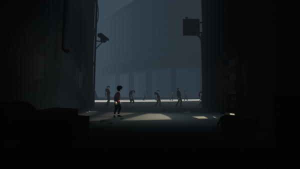 Unhuman Agency: Reading Subjectivities in Playdead's Inside